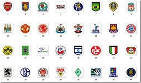 Foot le real madrid club le plus riche au monde haiti tempo - Logo club foot bresil ...