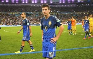 Lionel Messi, méilleur joueur de la coupe du monde