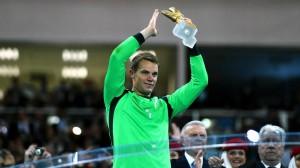 Manuel Neuer, méilleur goalkeeper