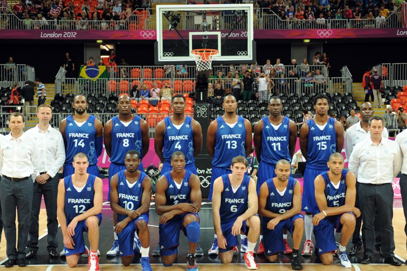 Basket coupe du monde france les 12 joueurs retenus d voil s haiti tempo - Coupe du monde de basket 2014 ...