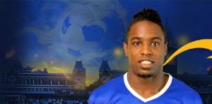 Jean-Eudes Maurice sous les couleurs de Chennaiyin FC