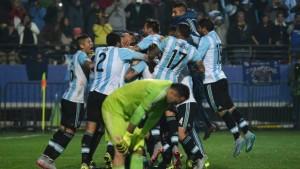 Argentine gane