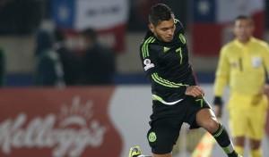 Meilleur jeune joueur : Jesus Corona (22 ans, Mexique)