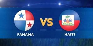 Panama vs Haiti