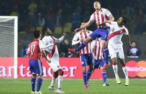 Perou vs Paraguay