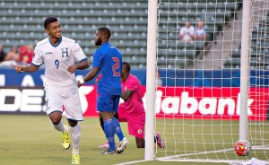 honduras gol vs haiti