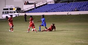 haiti u-17 feminin vs cuba 1