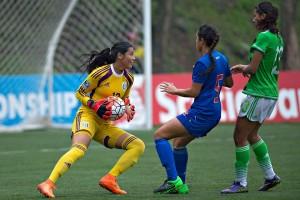 mexico Haiti U20 feminin 2015